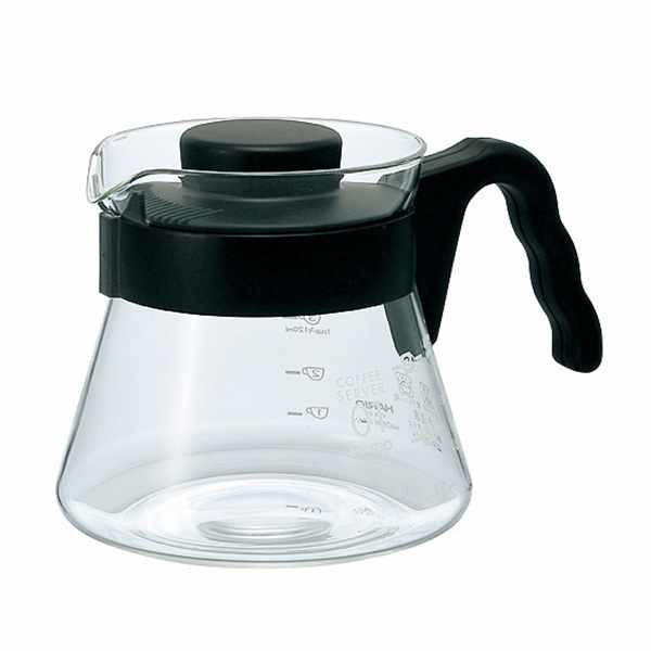 Dzbanek Coffee Server V60-01 450 ml Hario czarny