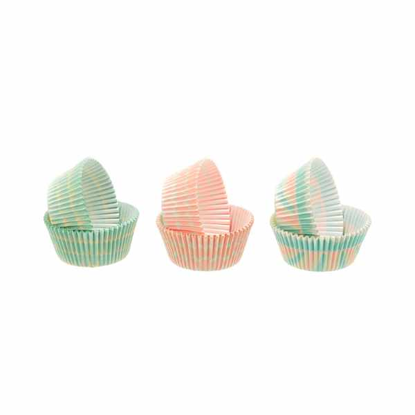Papilotki 7 cm BABY 75 szt. Kitchen Craft Sweetly Does It